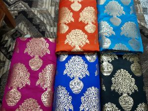 Satin Plain Fabric 02