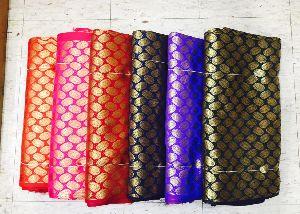 Satin Plain Fabric 05