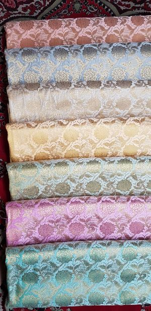 Satin Plain Fabric 06
