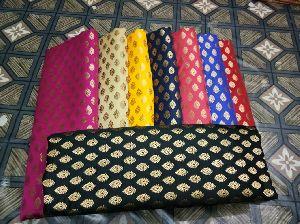 Satin Plain Fabric 07