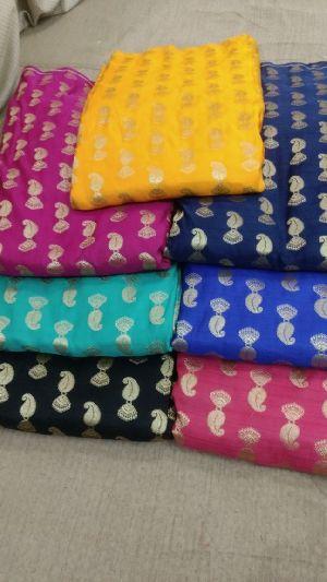 Satin Plain Fabric 08