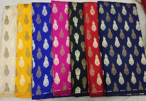 Satin Plain Fabric 09