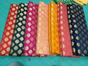 Satin Plain Fabric 11