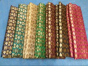 Satin Plain Fabric 12