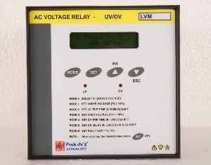 Microprocessor based Over Voltage Relay 4W