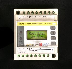 Neutral Displacement Relay