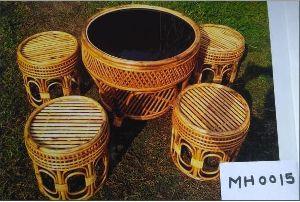 Bamboo Mudda Set