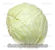 Fresh White Cabbage