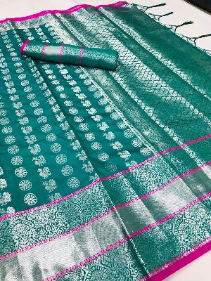 Cotton Silk Sarees 09