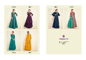 Floret Designer Gown