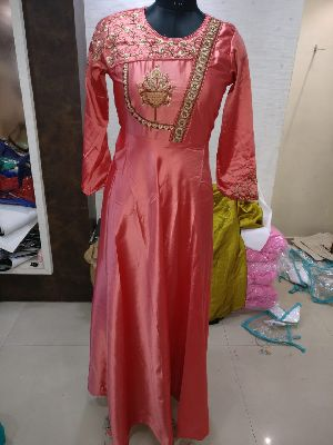 Stitched Designer Gowns