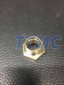 Brass Hex Bushes