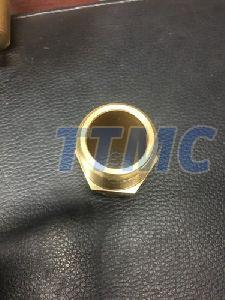 Polished Brass Hex Bushes