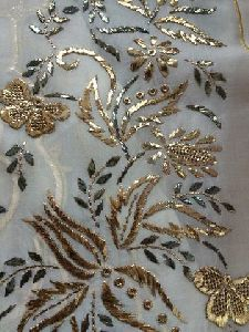 Zari Embroidery Work Service