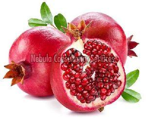 Fresh Juicy Pomegranate