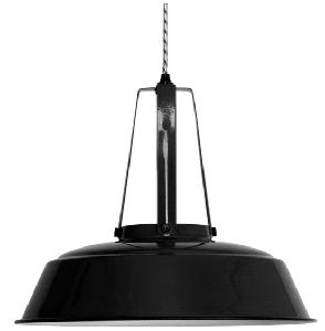 LARGE INDUSTRIAL PENDANT LAMP