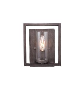 RETRO LOOK WALL SCONCE LAMP