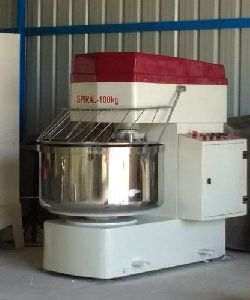 Mild Steel Spiral Mixer