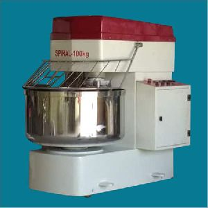 Stainless Steel Spiral Mixer