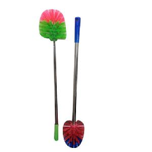 Plastic Round Toilet Brush