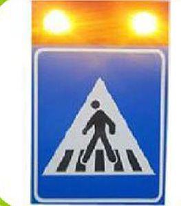 Solar LED Signage