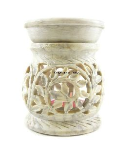 Stone Designer Oil Burner