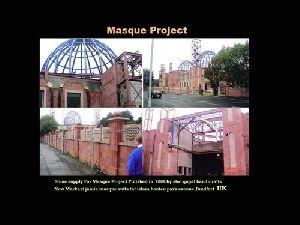Banquet  Building Construction Services