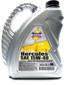 Hercules SHPD SAE 15W-40 Engine oil