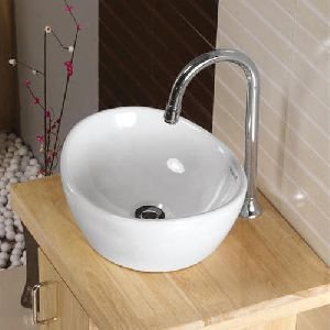 Oval Shaped Table Top Wash Basin