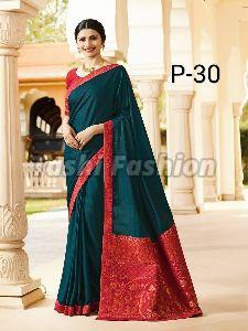 Ladies Antique Silk Saree