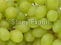 Sweet Green Grapes