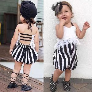 Kids Fancy Romper