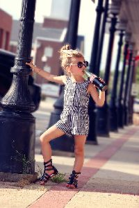 KIds Fashion Romper