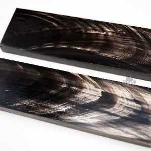 Buffalo Horn Plate