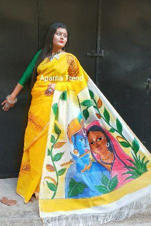 Cotton Print Saree 03
