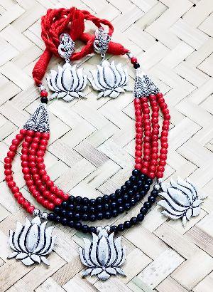 Imitation Necklace 04