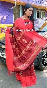 Kalakhetra Khadi Saree