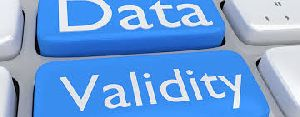 Data Validation Services