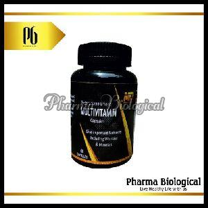Dietary Supplement Multivitamin Capsule