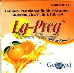 LG-Preg Sachet