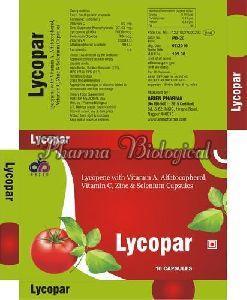 Lycopar Capsule