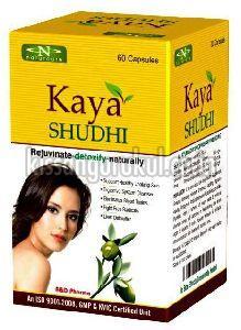 Kaya Shudhi Capsules