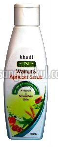 Khadi Walnut & Apricot Scrub