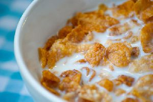 Milk Corn Flakes