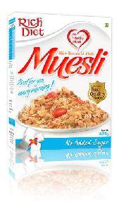 No Added Sugar Muesli