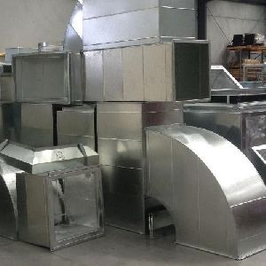 Air Duct Fabrication Service