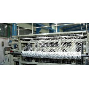 Wire Netting Mesh Machine