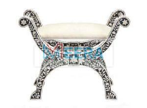 MB213 Bone Inlay Chair
