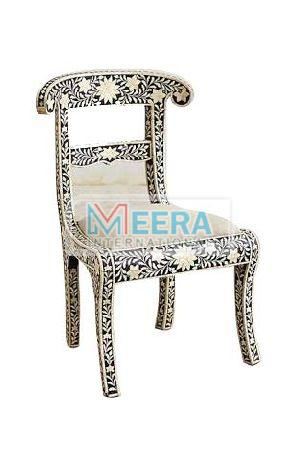 MB214 Bone Inlay Chair