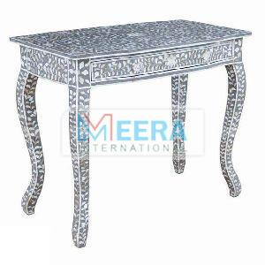 MB229 Bone Inlay Console Table